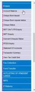 Check Central Bank Of India Balance Through Internet Banking I