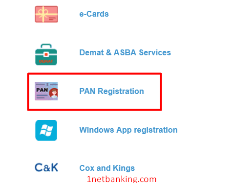 How to Link PAN card to SBI Account online 2