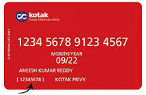 get CRN number of Kotak bank