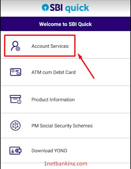 sbi account statement without internet banking