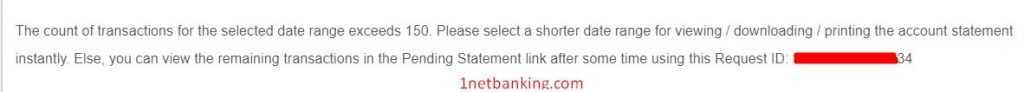 [Easiest method] SBI account statement online download 3