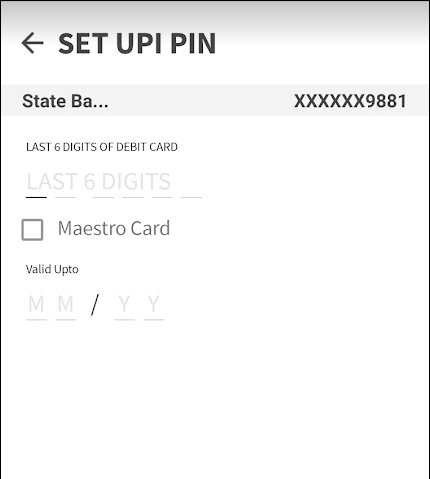 Forgot UPI PIN: How to change/reset UPI PIN in 2 minutes 2