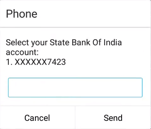 *99# NUUP Service: How to check bank account balance without internet on mobile 2