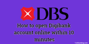 Digibank account online