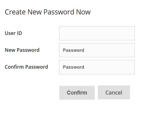create user id and password for sbi credit card activation