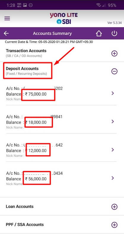 check mod account balance