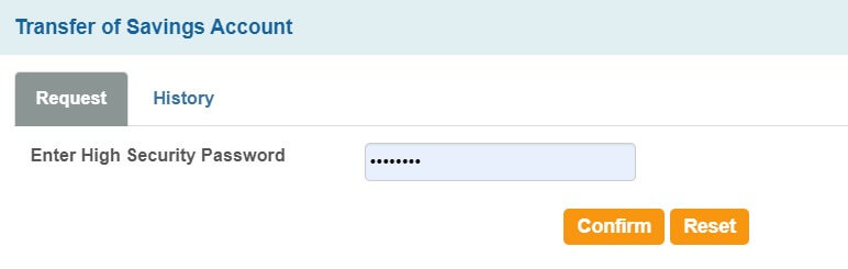 Transfer An Sbi Account To Another Branch Online