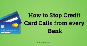 How to stop credit card calls