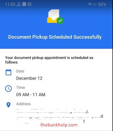 kyc schedule for flipkart axis cc